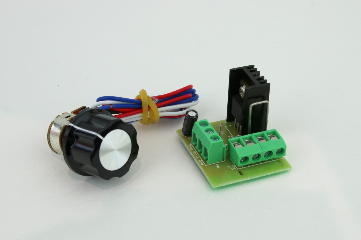m Dimmer 24vdc High Power 7a Remote Rheostat