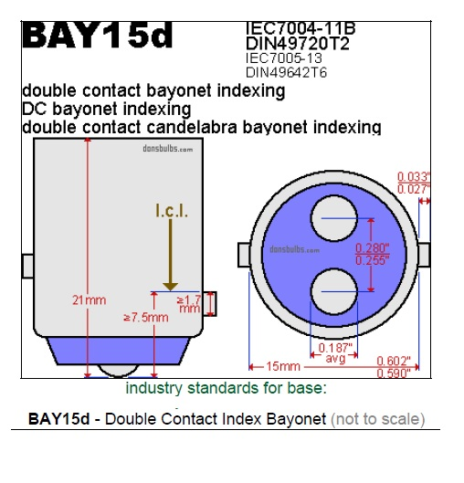 BAY15d 1157 base_1 super bright 3 watt 1076 1156 1157 bulbs pilotlights net 1157 bulb wiring diagram at crackthecode.co