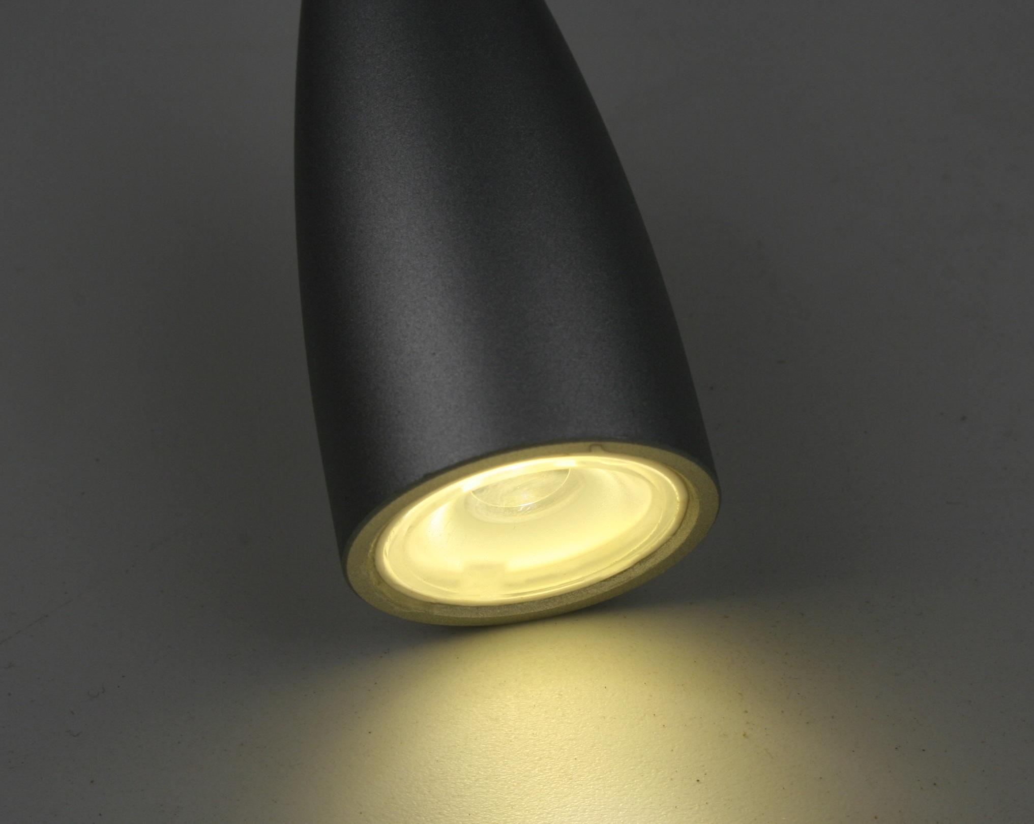 Gooseneck 12 volt map light chart light warm white for 12 volt led table lamp