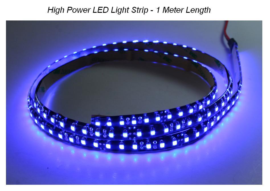 led light strips high output