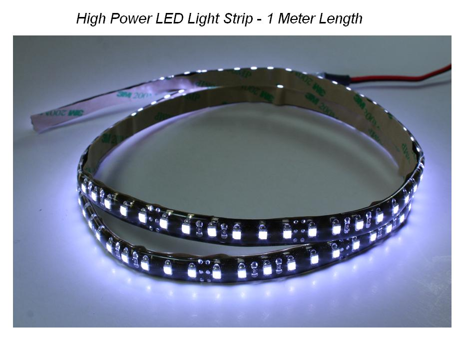 Led Light Strips High Output Pilotlights Net