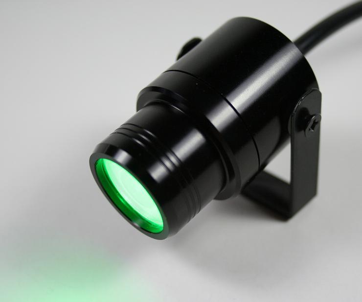 mini spot light 12v or 24v multiple led colors. Black Bedroom Furniture Sets. Home Design Ideas