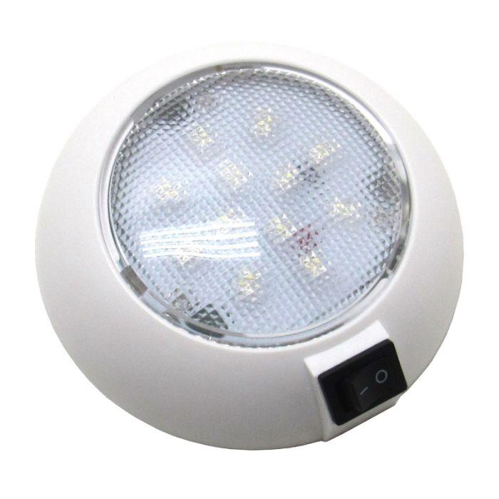 4 5 Led Battery Ed Dome Light Magnetic Base Multiple Color Options