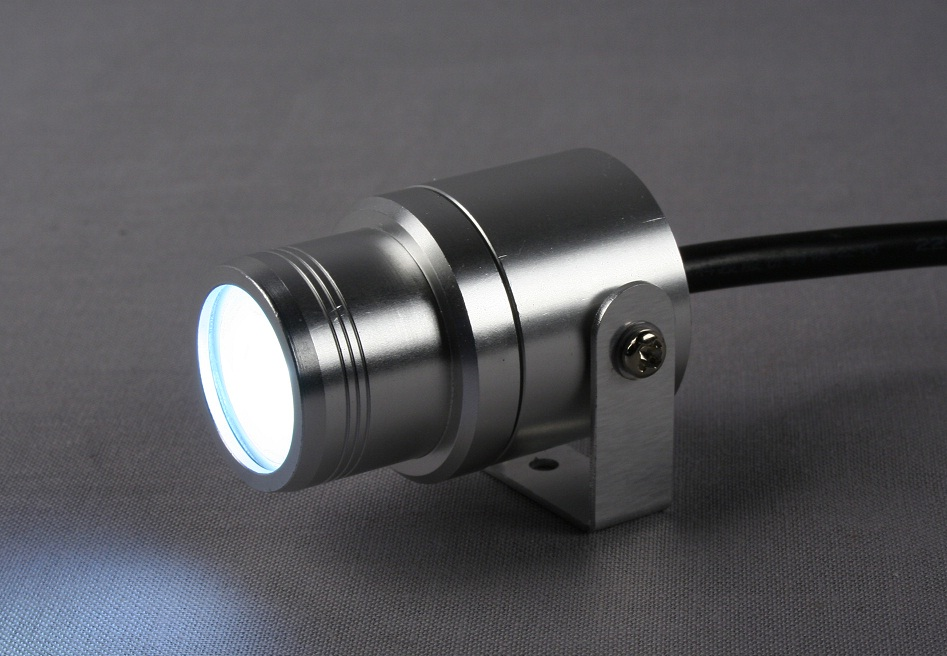 Mini Spot Light 12v Or 24v Multiple Led Colors