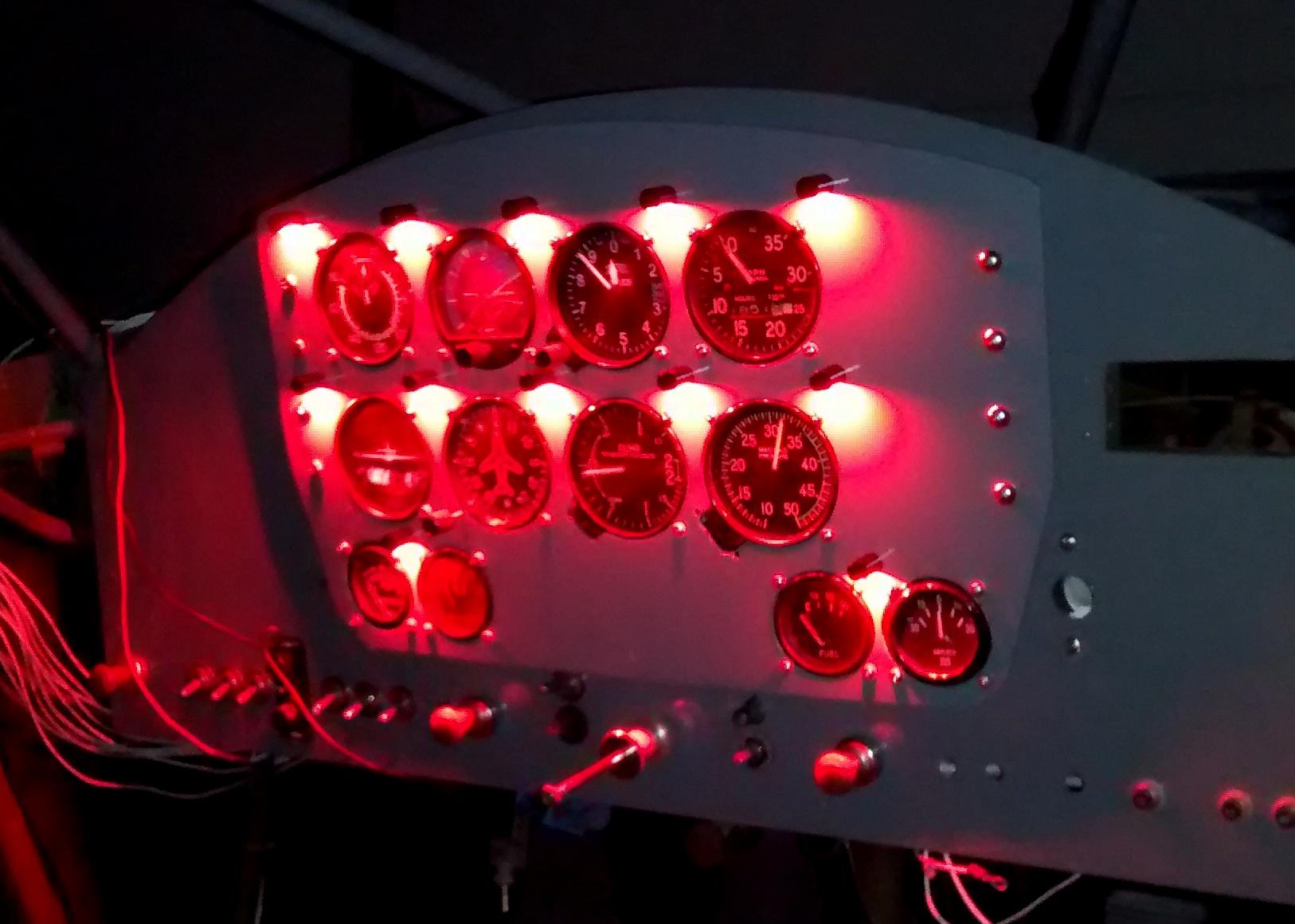 Led Panel Post Light 12 Or 24 Volt Pilotlights Net